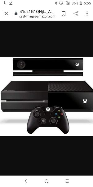 Xbox One Day One Edition for Sale in Sacramento, CA
