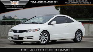 2009 Honda Civic Cpe for Sale in Fullerton, CA