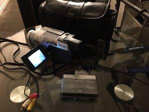 Sony DCR-TRV350 HandyCam for Sale in South Beloit, IL