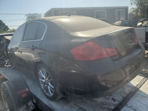 2007 Infiniti G35 parts.. for Sale in Modesto, CA