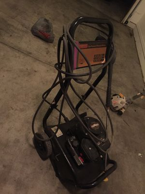 Gas powered pressure washer for Sale in Phoenix, AZ
