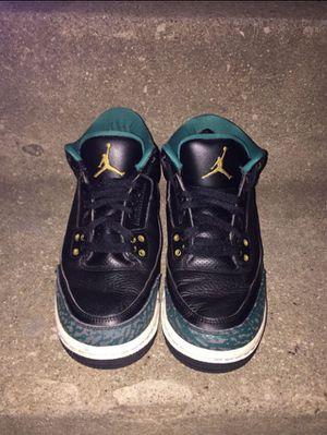 "Air Jordan's 3 retro ""rio teal"" for Sale in Chula Vista, CA"