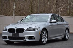 2013 BMW 5 Series for Sale in Fredericksburg, VA