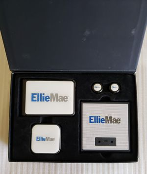 "RARE ""EllieMae"" Branded Oligagaudio~TimeBox Mini~Bluetooth Headphone ~Charger. for Sale in Hyattsville, MD"