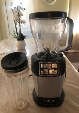 Blender ninja for Sale in Riverside, CA