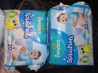Pampers Splashers for Sale in Portland,  OR