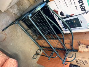 Bakers rack-shelf for Sale in Delray Beach, FL