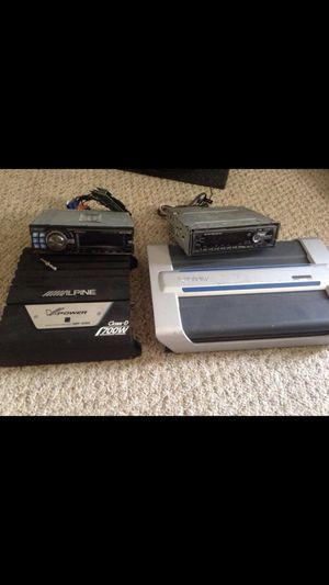 Car audio systems for Sale in Annandale, VA
