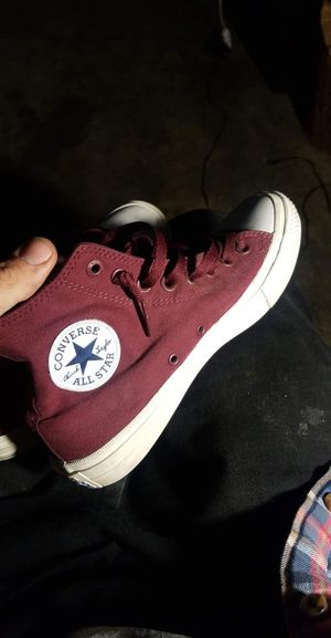 Size 7 all stars converse for Sale in Fresno, CA