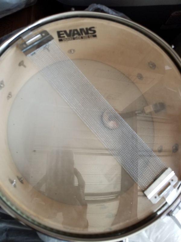 Evans brand Drum Set