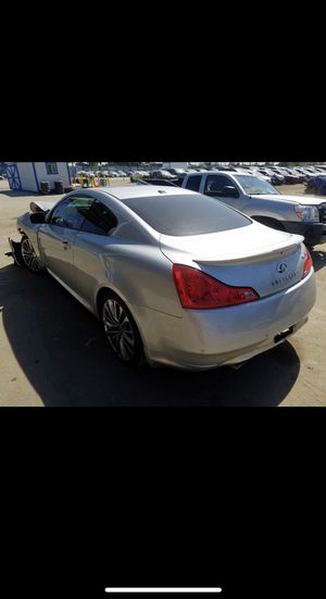2011 Infiniti G37S parting out for Sale in Pomona, CA