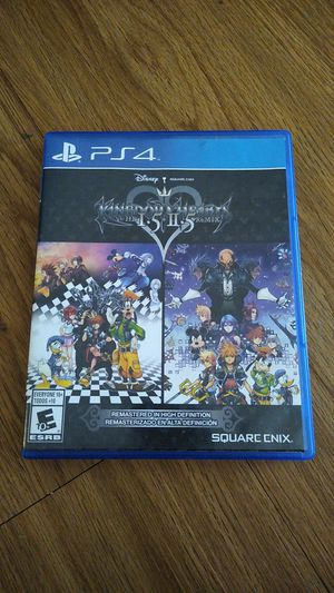 Kingdom Hearts I.5 + II.5 Remix [PS4] for Sale in Austin, TX