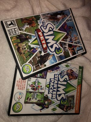 sims 3 for PC for Sale in San Antonio, TX