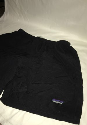 Men large Patagonia Swimsuit black for Sale in Lakewood, CO