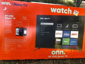 TV 58 in new in box $350.00 obo for Sale in Orange Park, FL