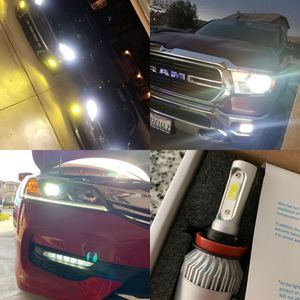 Automotive led headlight kits leds fit all cars and trucks csp Cobb for Sale in Upland, CA