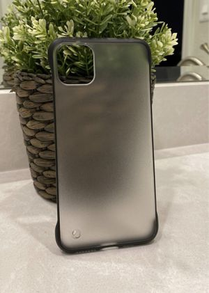 iPhone 11 Pro Max - Frameless Matte TPU Case for Sale in Clovis, CA