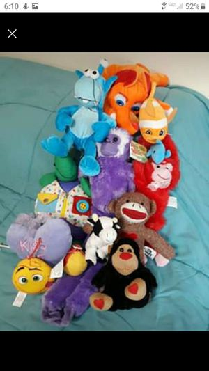 Stuffed animals in good condition for Sale in Salt Lake City, UT