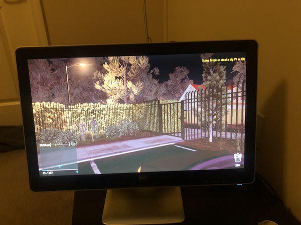 HP 2159m monitor (gaming)