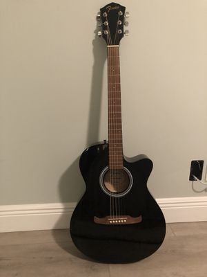 Fender guitar for Sale in Boca Raton, FL