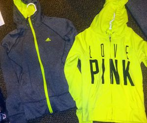**LOOK AT ALL PICS** WOMEN'S ATHLETIC JACKETS & HOODIES!! for Sale in Portland, OR