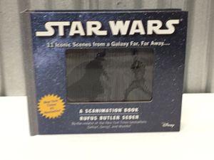Star Wars Scanimation Book for Sale in Nashville, TN