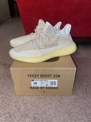 """Adidas Yeezy 350 V2 """"Natural"""" sz 10 for Sale in Decatur, GA"""