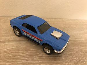 Vintage collectible car tootsie toy Ford Boss mustang 70 made in Hong Kong 1/32 for Sale in Seattle, WA