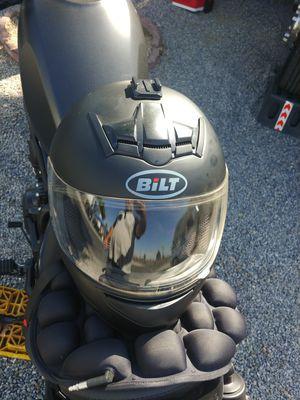 Built full face motorcycle helmet xl for Sale in Las Vegas, NV