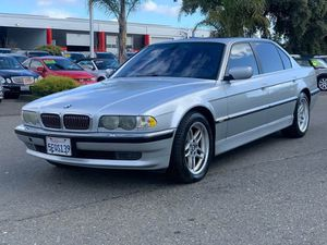 2001 BMW 7 Series for Sale in Davis, CA
