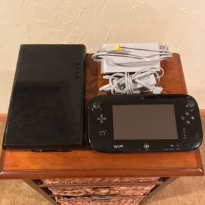 32GB Nintendo Wii U for Sale in Fort Pierce, FL