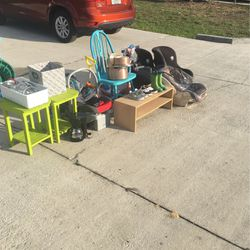 Free Household, Furniture And Baby Items (Moving Out Today) for Sale in Ocala,  FL