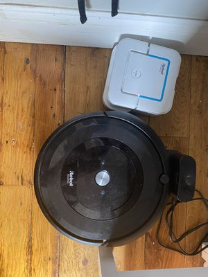 Roomba and braava jet for Sale in Detroit, MI