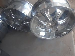 22inch rims for Sale in Fresno, CA