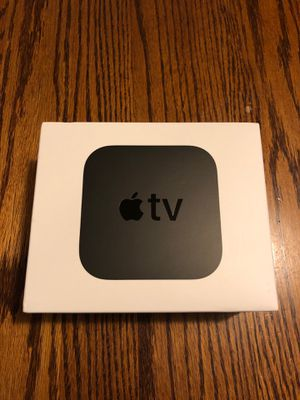 APPLE TV 4th GENERATION *HIGH DEFINITION * for Sale in Keizer, OR