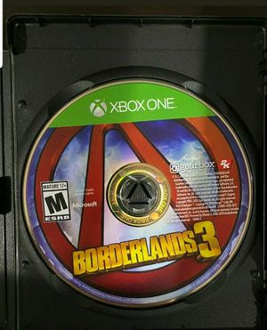 Borderlands 3 XBox One Sale or Trade for Sale in Riverside, CA