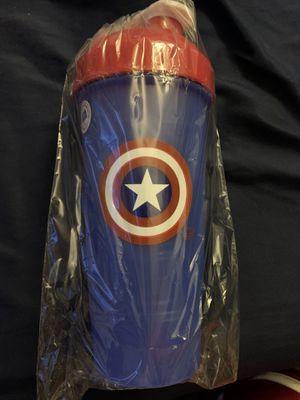 Captain America shaker for Sale in Buena Park, CA