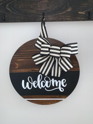 Decorative Welcome Home Sign for Sale in Tamarac, FL