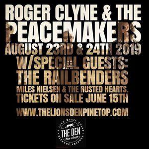 Roger Clyne SATURDAY 8/24 tickets, Pinetop-Lakeside for Sale in Phoenix, AZ