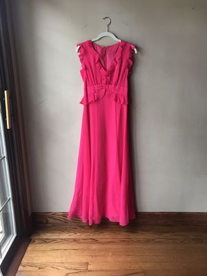 Beautiful prom formal wedding party dress 2 for Sale in Lincolnwood, IL