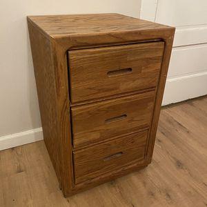 Side Table/ Dresser for Sale in Seattle, WA