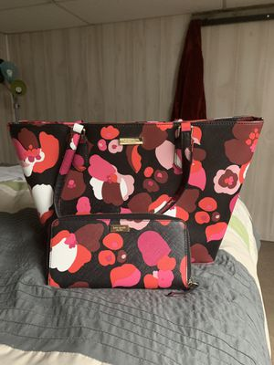 Kate Spade purse and wallet for Sale in Mt. Juliet, TN