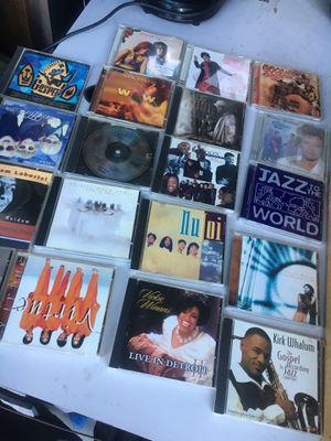 Religious gospel jazz cds. Over 40 for Sale in Harper Woods, MI