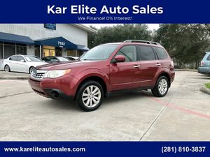 2011 Subaru Forester for Sale in Brookside Village, TX