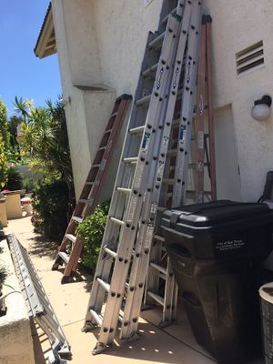 24 ft extension ladder for Sale in San Diego, CA