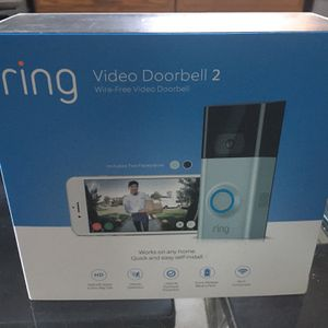 Ring Video Doorbell 2 for Sale in Fort Lee, NJ