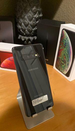 Samsung galaxy S 10 128 GB unlocked for Sale in Temecula, CA