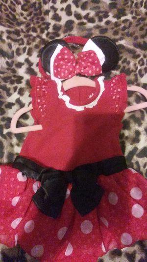 0-3 minnie costume for Sale in Chicago, IL
