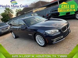 2013 BMW 7 Series for Sale in Houston, TX