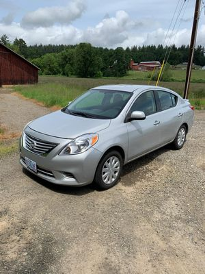 2013 Nissan Versa for Sale in Salem, OR